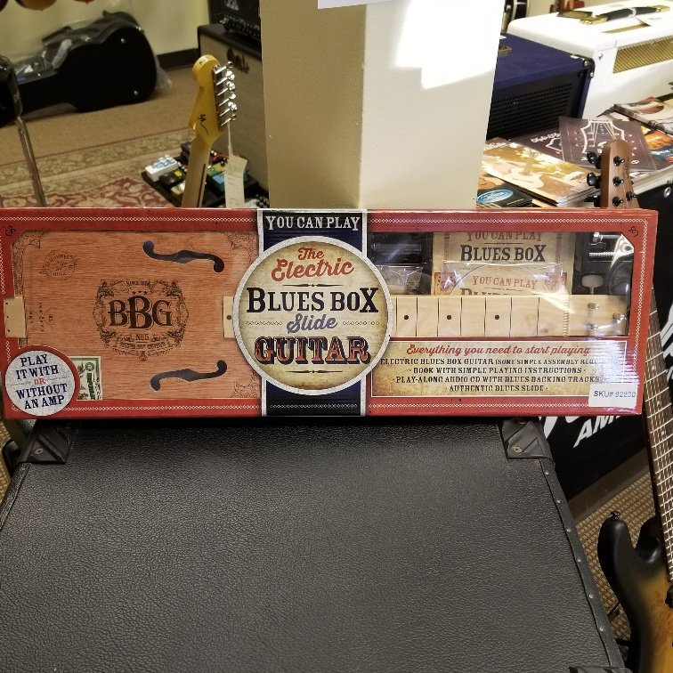 Blues Box Slide Guitar Kit