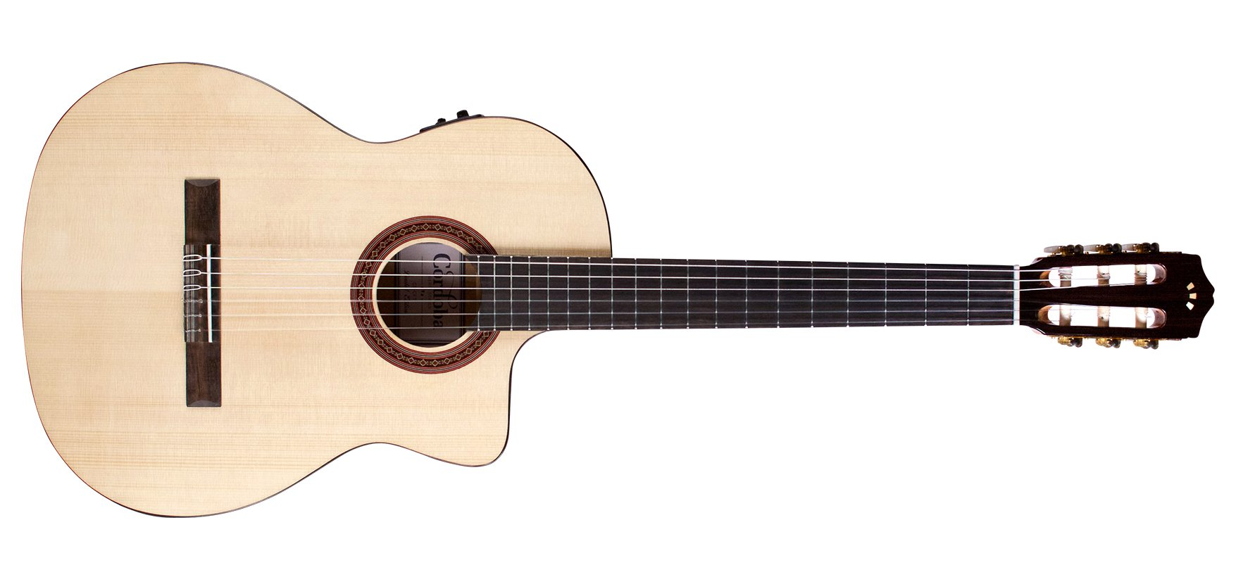 Cordoba C5-CET Limited-Spalted Maple