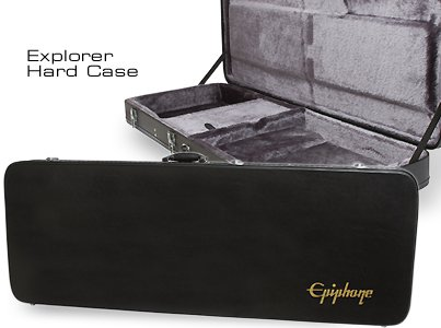 Epiphone Case Hard Shell Explorer
