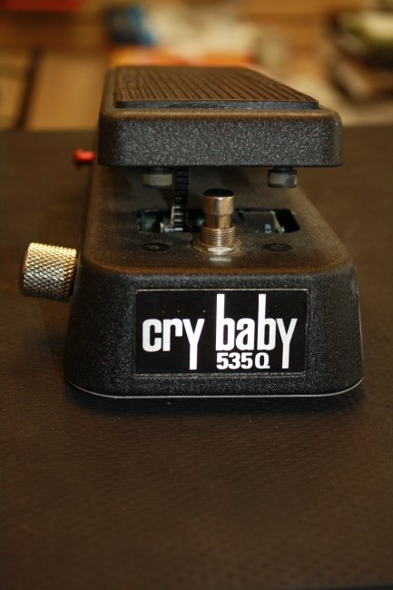 Dunlop Crybaby 535Q Multi Wha Pedal