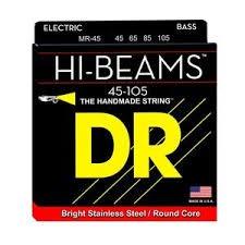 DR-Hi-Beam Bass 45-105 Medium 4-String
