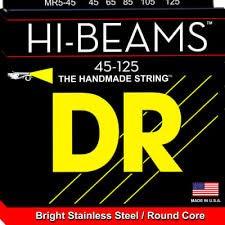 DR-Hi-Beam Bass 45-125 Medium 5-String