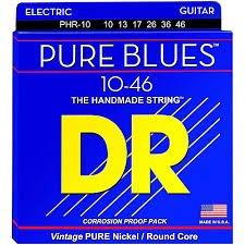 DR-Pure Blues 10-46 Medium