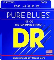 DR-Pure Blues Bass (45-105) w/ Quantum Nickel Alloy