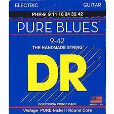 DR-Pure Blues 9-42 Lite