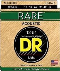 DR-Rare Phos. Bronze Acoustic 12-54 Light