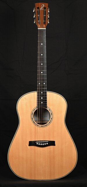 12th Root Guitars D14S-Slope Shouldered Dreadnaught
