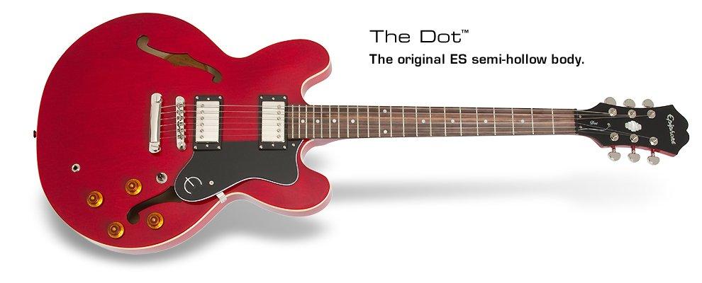 Epiphone ES-335 Dot