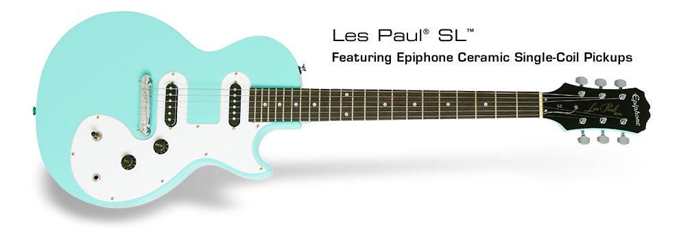 Epiphone Les Paul SL