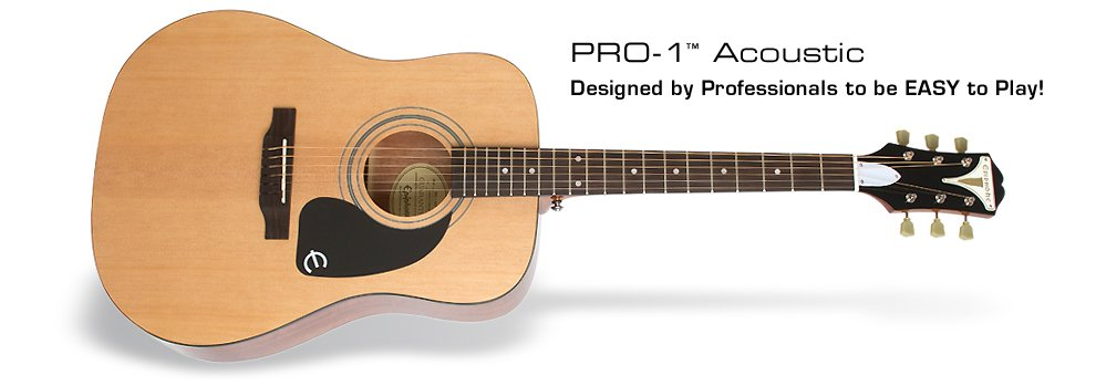 Epiphone PRO-1 Acoustic Natural
