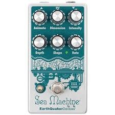 EarthQuaker Devices Sea Machine V3-Super Chorus
