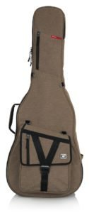 Gator GT Acoustic Transit Series Gig Bag-Tan