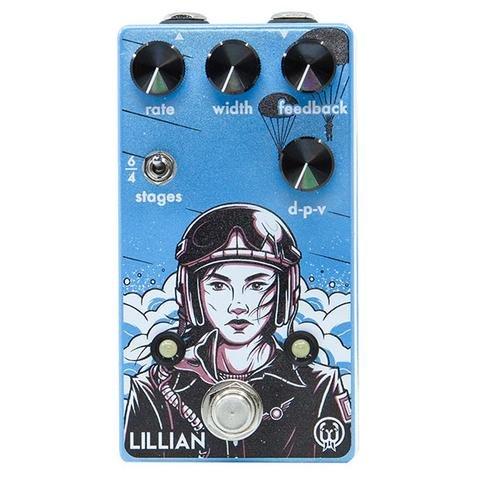 Walrus Lillian Analog Phaser