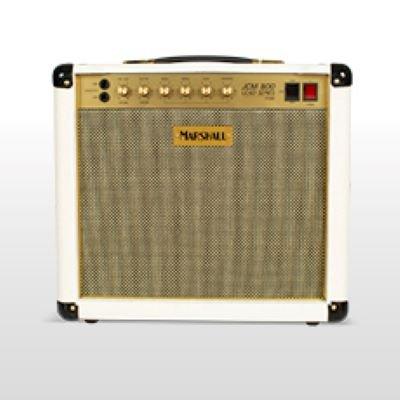 Marshall JCM800 SC20C Studio Classic Combo Amp-White