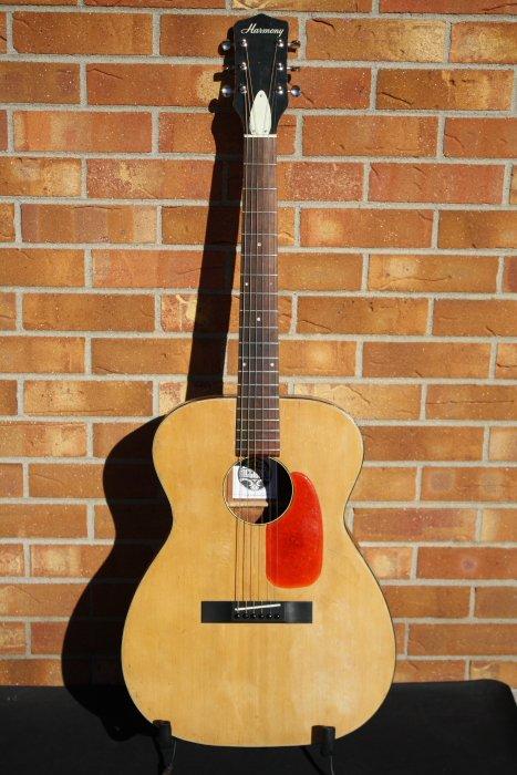 McGibney Guitars Rebuild  '50s Harmony H162