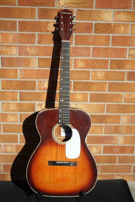 McGibney Guitars Rebuild  '60s Silvertone Model 615