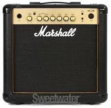 Marshall MG15GR, 15W 1x8 Combo w/Reverb