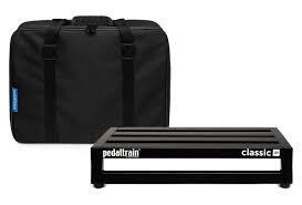 Pedaltrain Classic JR board with case