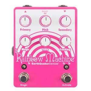 EarthQuaker Devices Rainbow Machine V2- Polyphonic Pitch Mesmerizer