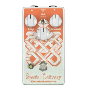 EarthQuaker Devices Spatial Delivery V2-Envelope Filter with Sample and Hold