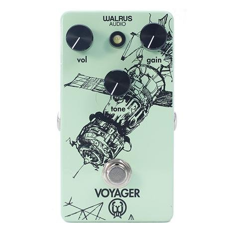 Walrus Voyager Preamp/Overdrive