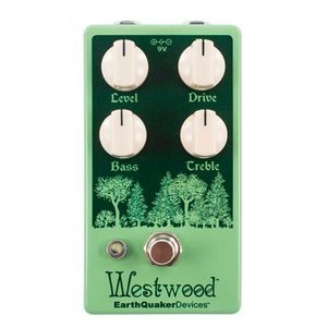 EarthQuaker Devices Westwood-Translucent  Drive Manipulator