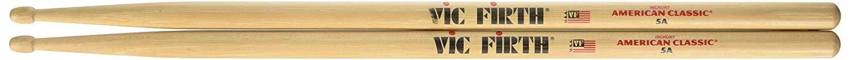 Vic Firth American Classic 5A Wood Tip