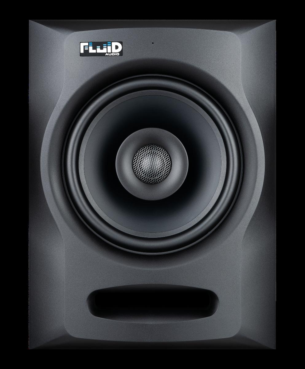 Fluid Audio FX80 8 Powered Studio Monitors (Single)