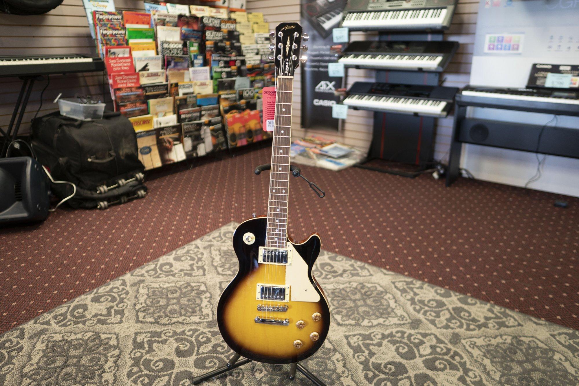 Austin Super 6 Electric Guitar (Used)