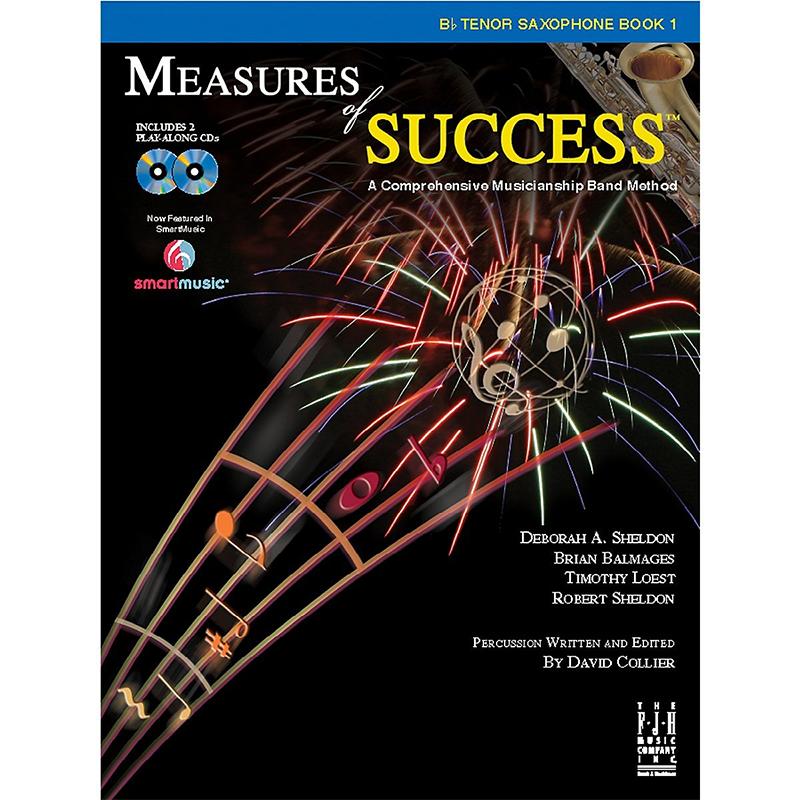 Measures of Success Tenor Sax Book 1