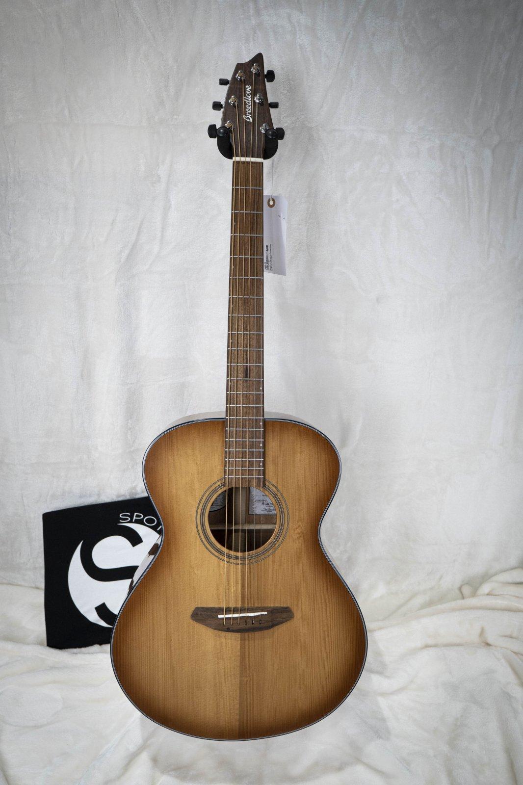 Breedlove Signature Concert Copper E Acoustic Electric Guitar