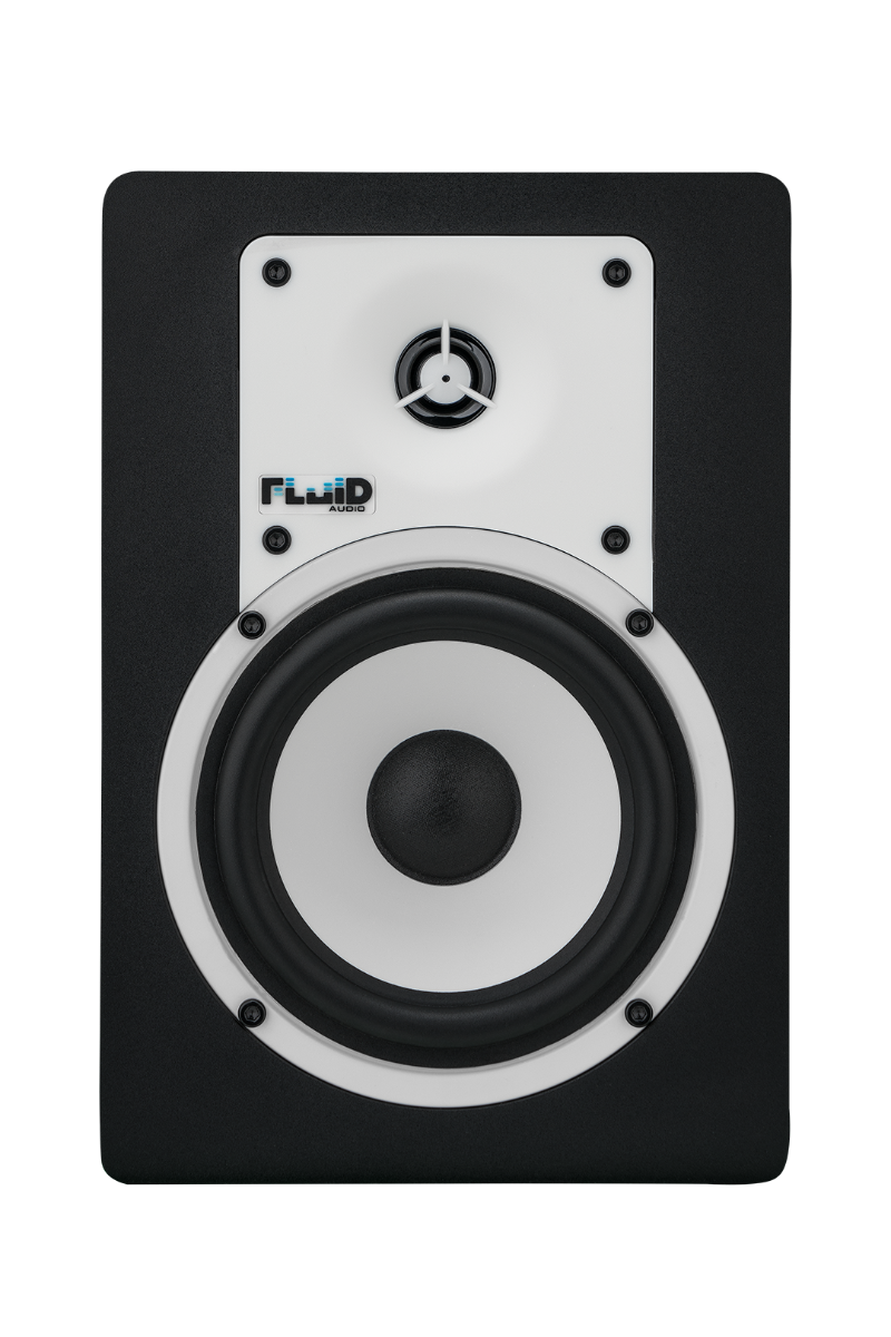 Fluid Audio C5BT 5 Bluetooth Powered Studio Monitors (Pair)
