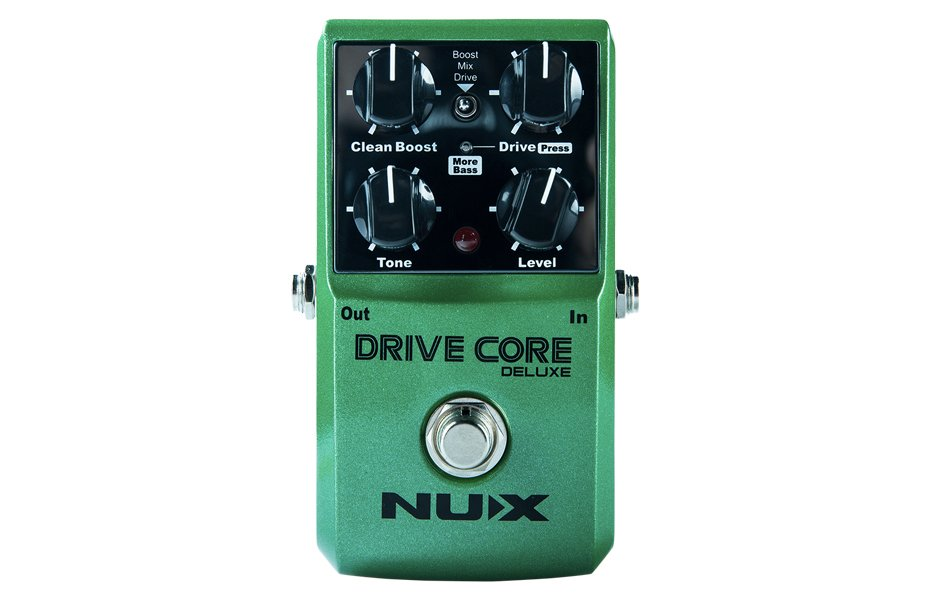 NUX Drive Core Deluxe Pedal