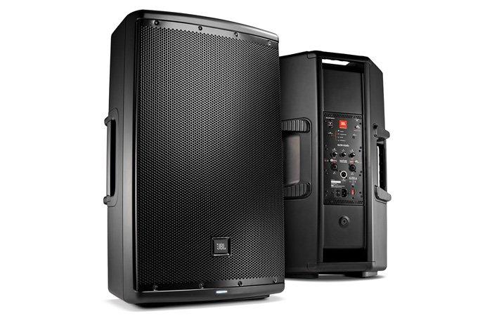 JBL EON615 15 Powered Speaker
