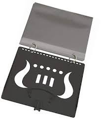 Plasti-Folio Flip Folder with 5 Pages