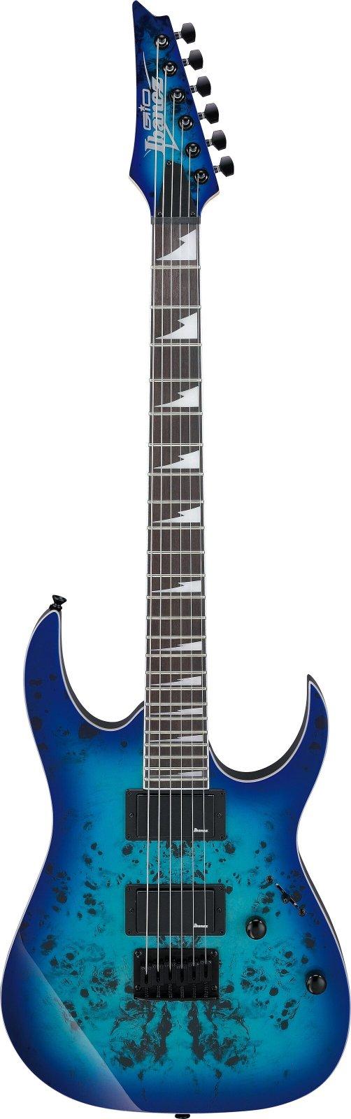 (Pre-Order) Ibanez GRGR221PAAQB Gio Electric Guitar - Aqua Burst