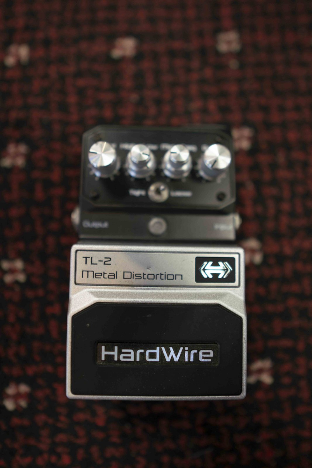 Hardwire TL-2 Metal Distortion (Used)