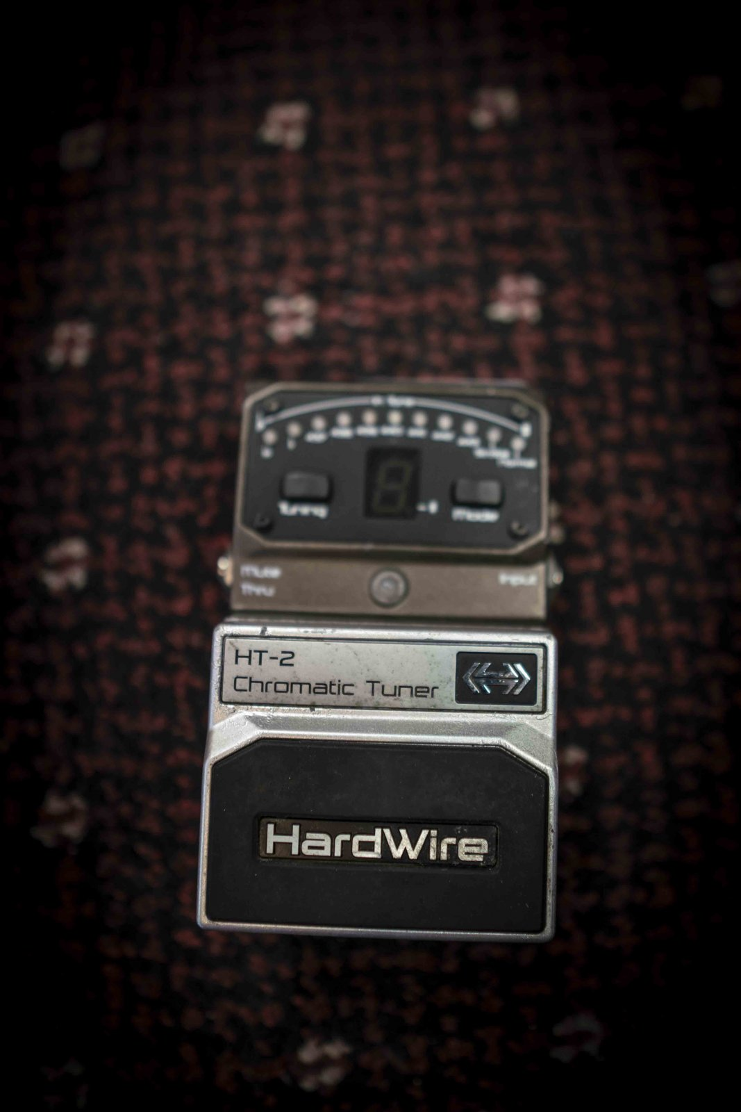Hardwire HT-2 Chromatic Tuner (Used)