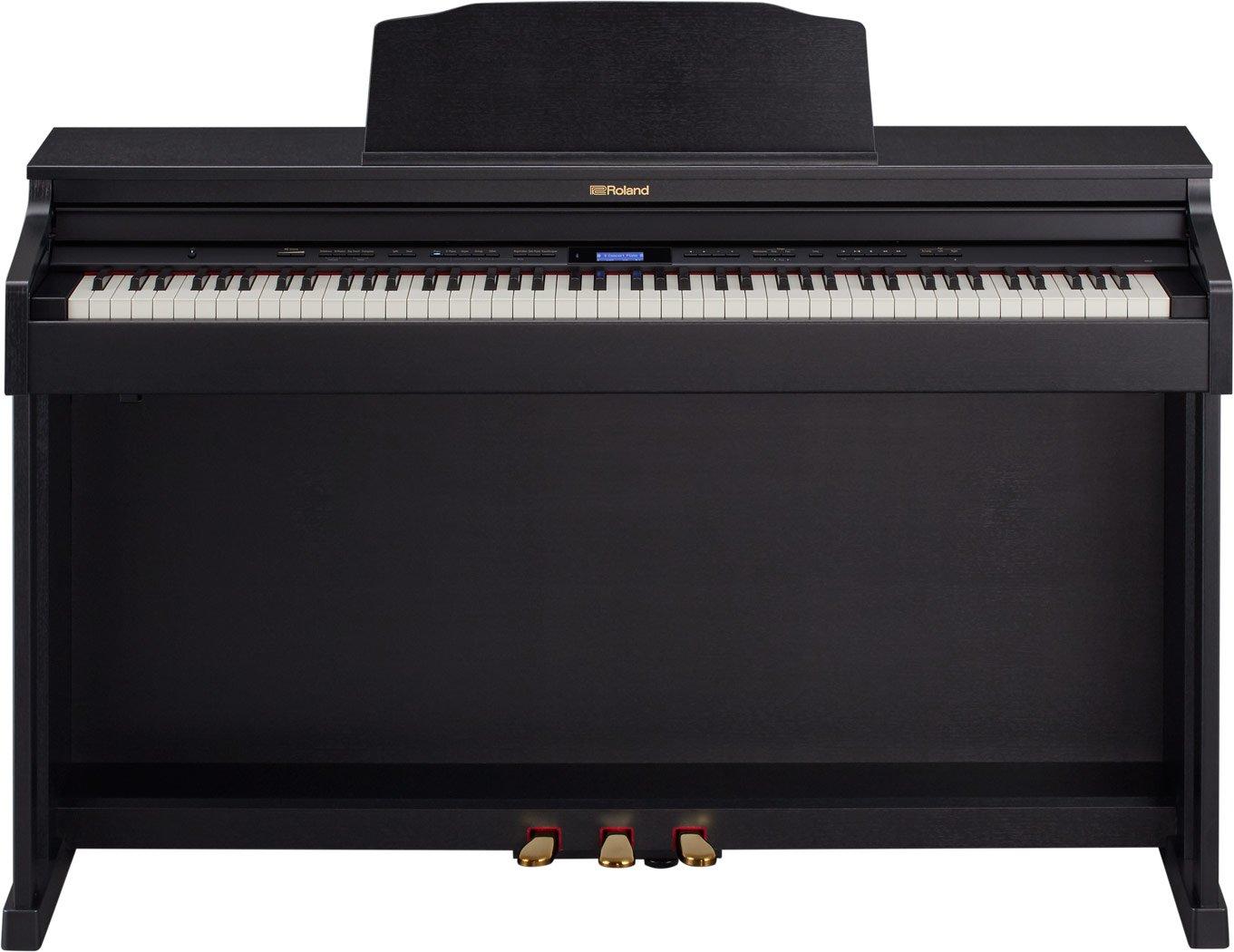 Roland HP601CB Digital Piano