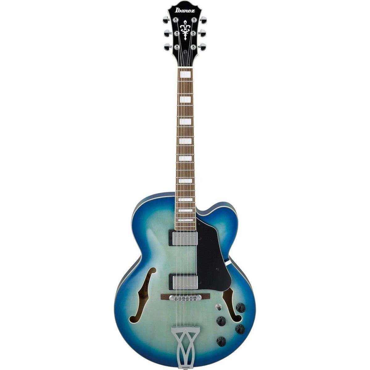 Ibanez AF75JBB Artcore Hollowbody Electric Guitar Jet Blue Burst