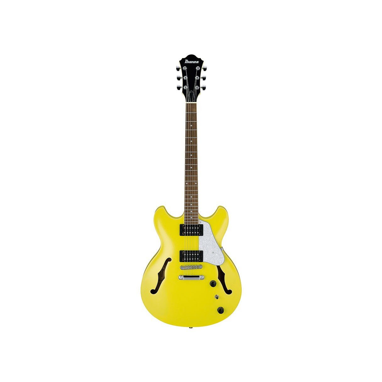 Ibanez Artcore Vibrante AS63 Semi-Hollow - Lemon Yellow