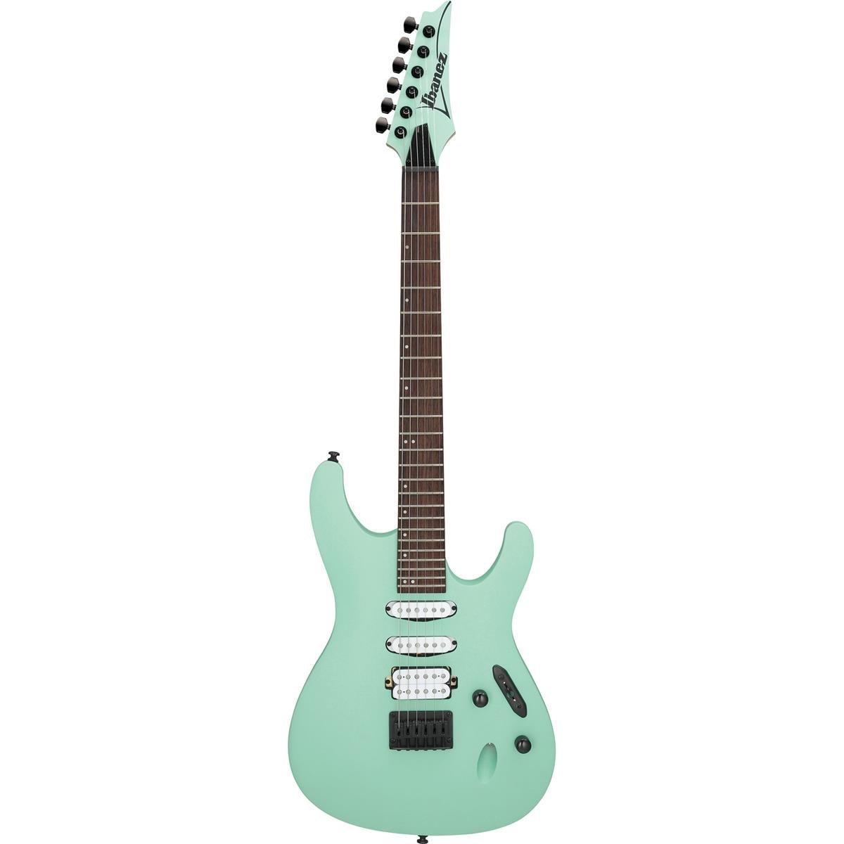 (Pre-Order) Ibanez S561SFM S Series Electric Guitar - Seafoam Green