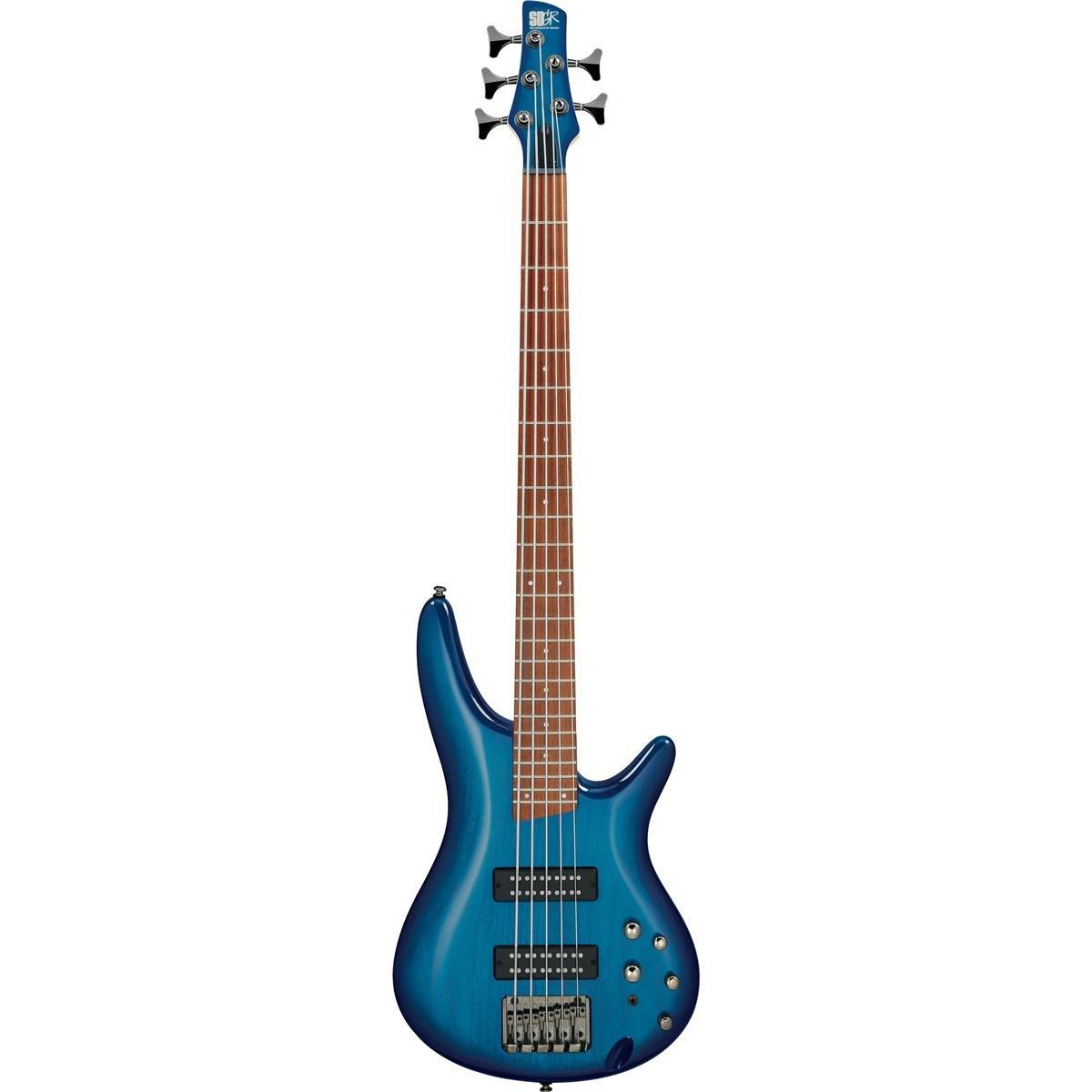 (Pre-Order) Ibanez SR375ESPB SR Series 5 String Bass