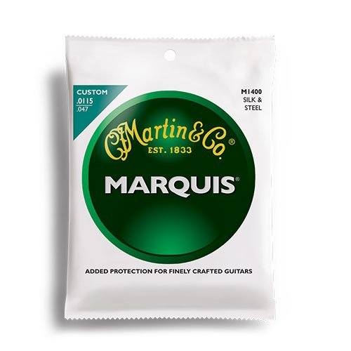 Martin Marquis Silk and Steel Strings
