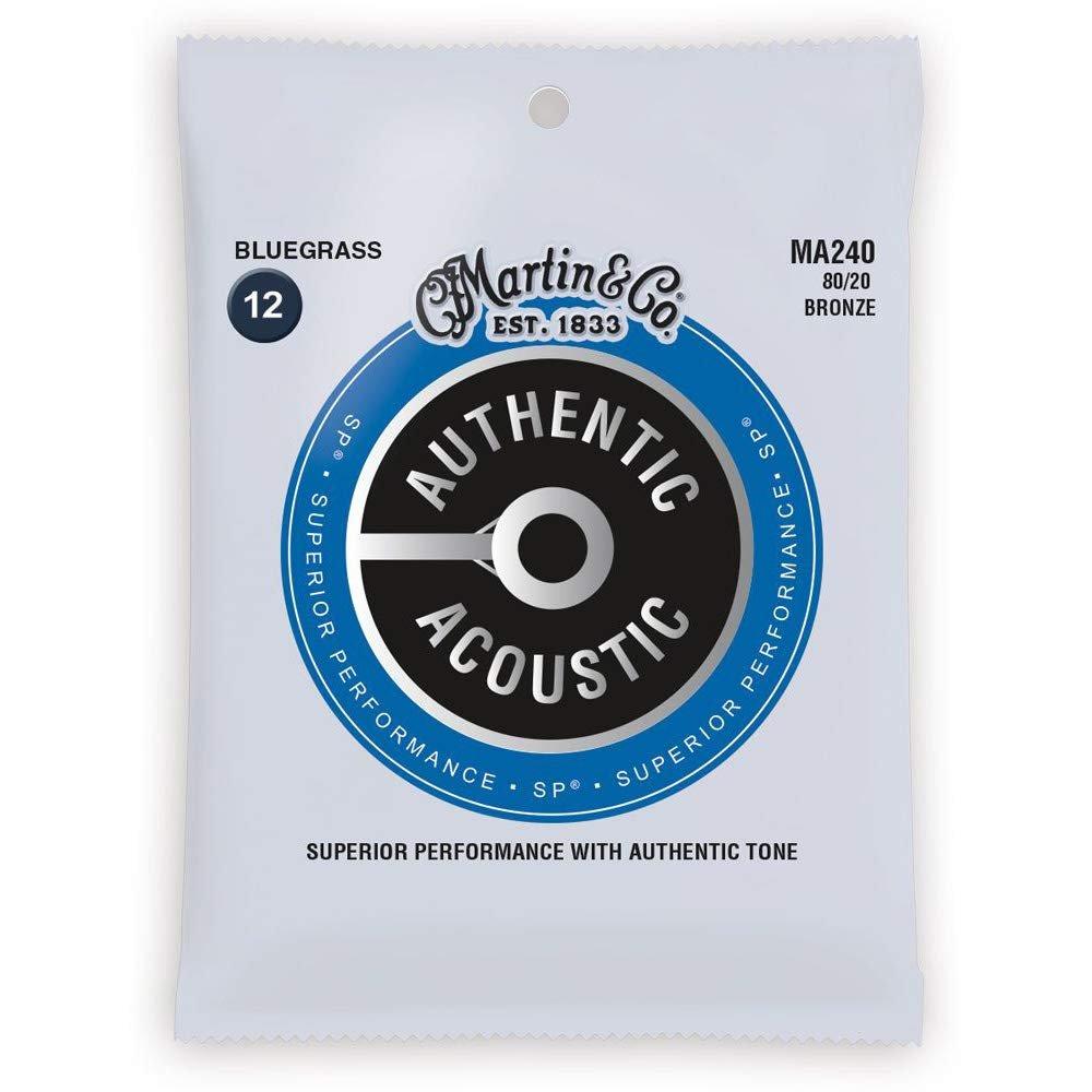 Martin Authentic Acoustic Bluegrass 12-56