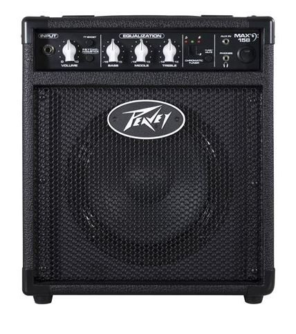 Peavey Max 158 Bass Amp