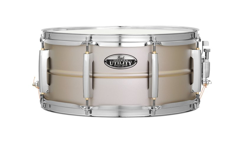 Pearl 14x6.5 Modern Utility Steel Snare Drum