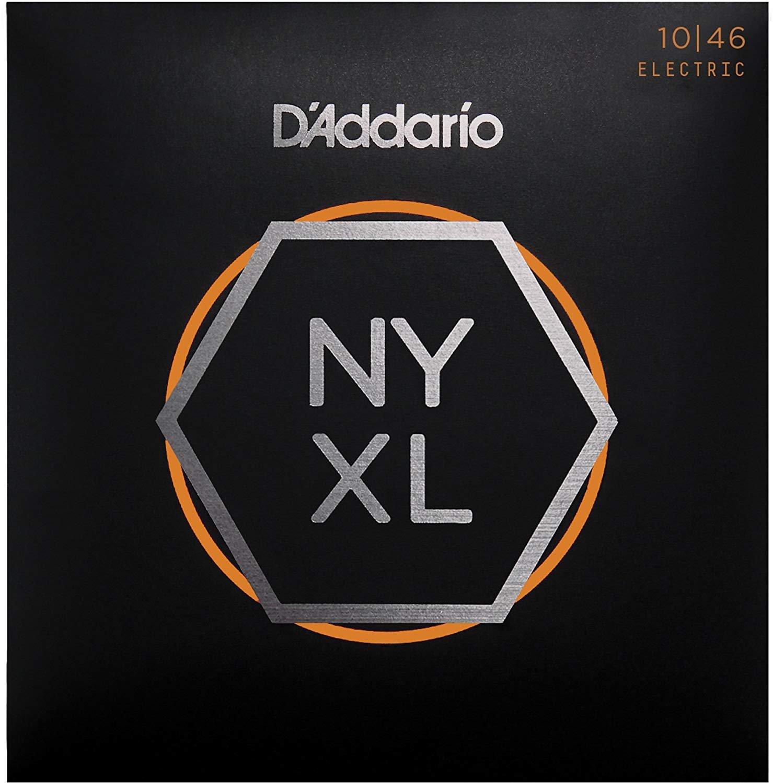 D'Addario NYXL Guitar Strings 10-46