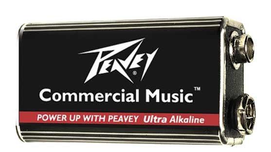 Peavey 9v Com Battery