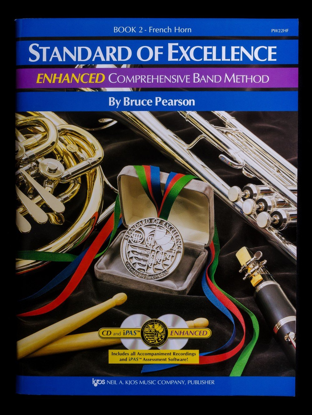 Standard of Excellence Enhanced French Horn Book 2